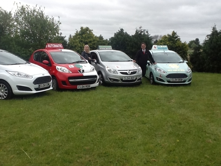 Driving lessons with Clover School of Motoring
